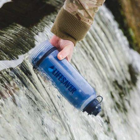 بطری های تصفیه آب با فناوری فیلتر نانو